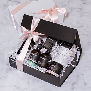 Hamper Trays & Gourmet Boxes