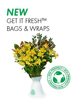NEW GET IT FRESH BAGS & WRAPS