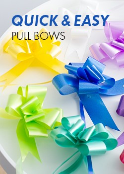 QUICK & EASY PULL BOWS