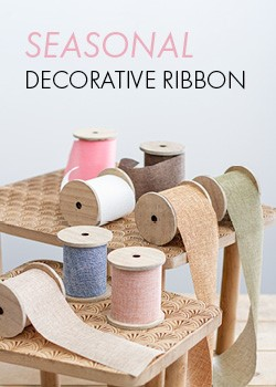 Seasonal Decorative Ribbon