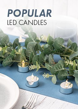 POPULAR LED CANDLES