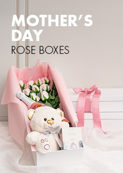 Mothers Day Rose Boxes