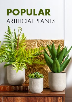 POPULAR  ARTIFICIAL PLANTS
