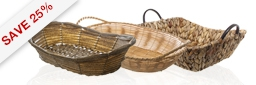 Mothers Day Baskets & Trays