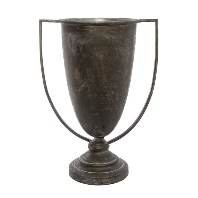 Metal Urn & Pedestal - Event Decoration | Koch & Co