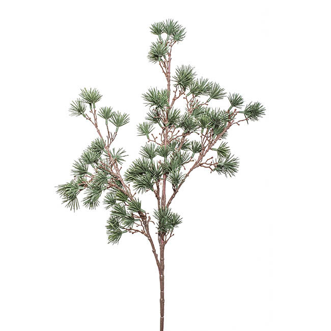 Cedar Pine Spray Real Touch Green (60cmH)