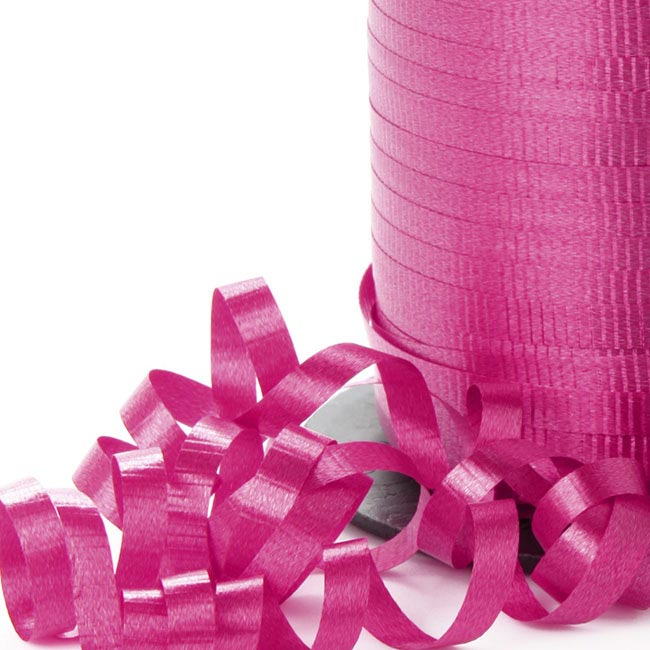 Ribbon Curling Hot Pink (5mmx450m)