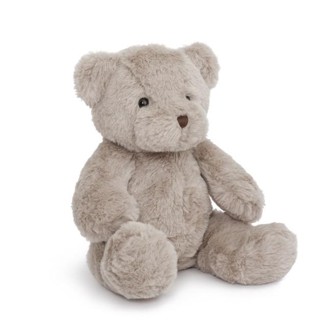Christmas Teddy Bears Green Cotton for Xmas Craft Per 25cm