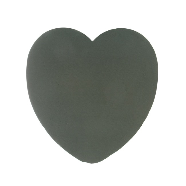 Oasis Heart Large Paper Base 35cm (14
