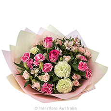 - Interflora Sweetness Bouquet Of Bright Mixed Blooms