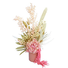 - Interflora Pastel Dried Flower Arrangement