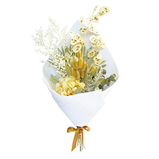 - Interflora Neutral Dried Flower Bouquet