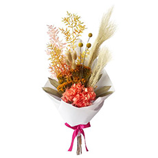 - Interflora Bright Dried Flower Bouquet