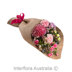 - Interflora Zara Bright Mixed Wrap