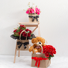 - Jute Posy Affair