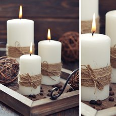 - Crafty Candles