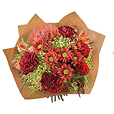 - Interflora Wendy Bouquet Of Seasonal Blooms