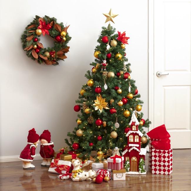 Red Gold Xmas Christmas Decoration Ideas 2020 Koch Co