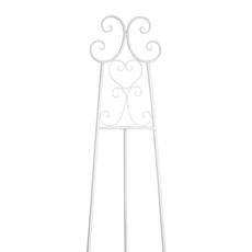 Wedding Easels - Easel Elegant Large 42x70x140cmH White