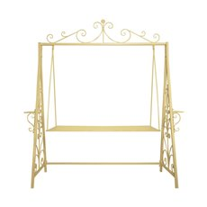 Cake Swings - Cake Swing Table Gold (150x183cmH)