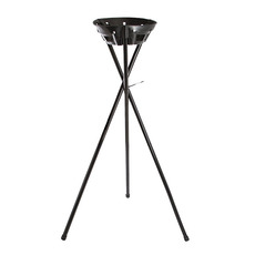 Wedding Easels - Easel Tripod Large 30cmDx110cmH KD Black