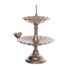 Cake Stands - Metal Cake Stand Rose Gold (39x42cmH)