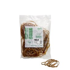Rubber Bands - Rubber Bands Bag 100g Size 32 Natural (75mmLx3mmW)