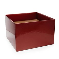 Posy Box Large Burgundy (22x14cmH)