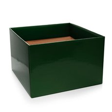 Posy Box Large Hunter Green (22x14cmH)