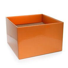 Posy Box Large Orange (22x14cmH)