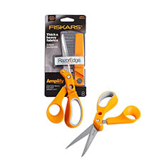 Florist & Craft Scissors - Fiskars Premium Florist Scissors Amplify Razor Edge 20cm-8