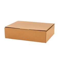 Brown Kraft Mailing Box Large 10 Pack (430x305x140mmH)