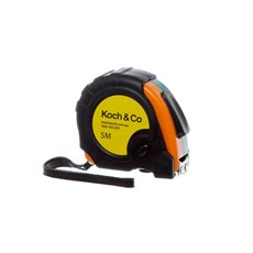 Koch Heavy Duty Tape Measure 5m