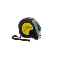 Koch Heavy Duty Tape Measure 3m