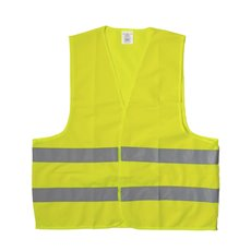 Floral Accessories - Workwear Fluorescent Safety Vest Yellow (66x70cmH) X Large