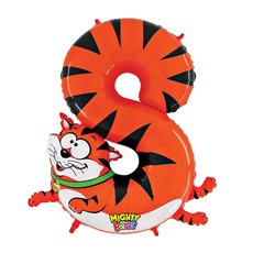 Zooloons 40 Giant Helium Balloon Cat No.8