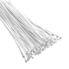 Cable Tie 15cm Clear (Bag of 100)
