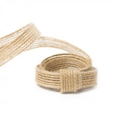 Ribbon Jute Natural (10mmx10m)