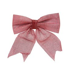 Diamond Bow Red (30cmx34cmH)