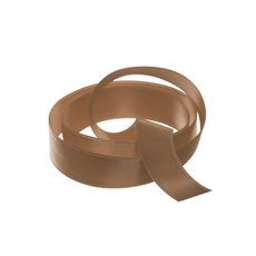 Satin Ribbons - Ribbon Satin Deluxe Double Faced Copper (15mmx25m)