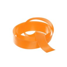 Ribbon Double Face Satin Orange (15mmx25m)