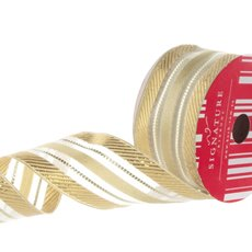 Ribbon Metallic Glamour Gold (50mmx10m)