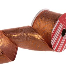 Ribbon Metallic Fairy Copper (60mmx10m)
