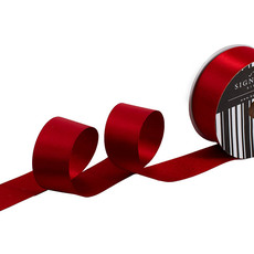 Ribbon DF Satin Shimmer Dark Red (38mmx20m)
