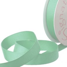 Grosgrain Ribbons - Ribbon Plain Grosgrain Peacock (15mmx20m)