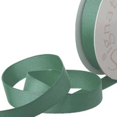 Grosgrain Ribbons - Ribbon Plain Grosgrain Teal (15mmx20m)