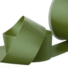 Ribbon Plain Grosgrain Olive (38mmx20m)