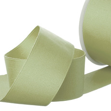 Grosgrain Ribbons - Ribbon Plain Grosgrain Sage (38mmx20m)