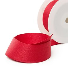 Ribbon Twill Herringbone Red (38mmx20m)