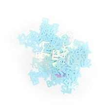 Confetti Pastel Its a Boy 14g Light Blue